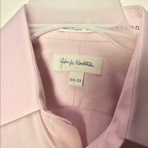 John W Nordstrom men's dress shirt